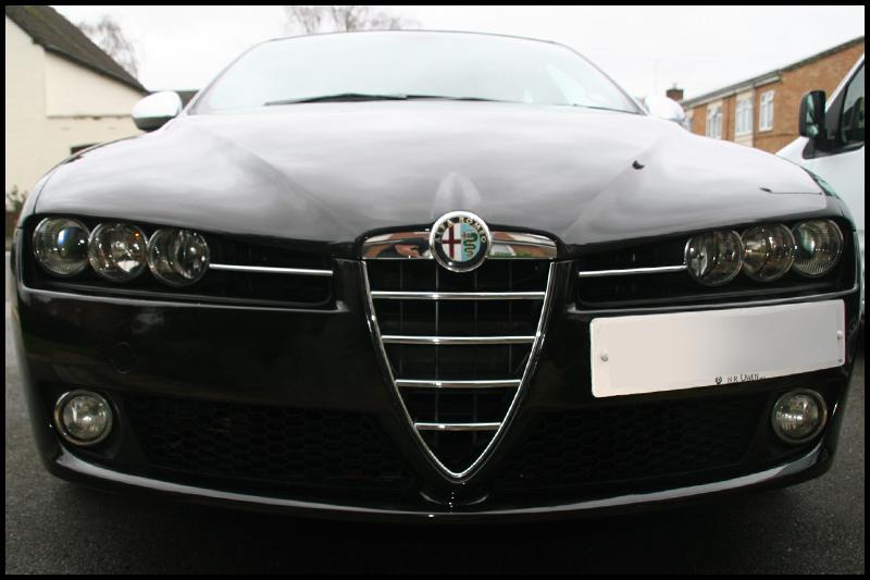 Alfa Romeo 159 Car Valeting Surrey All That Gleams (16)
