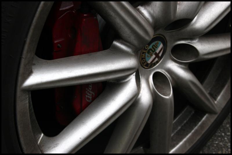 Alfa Romeo 159 Car Valeting Surrey All That Gleams (5)