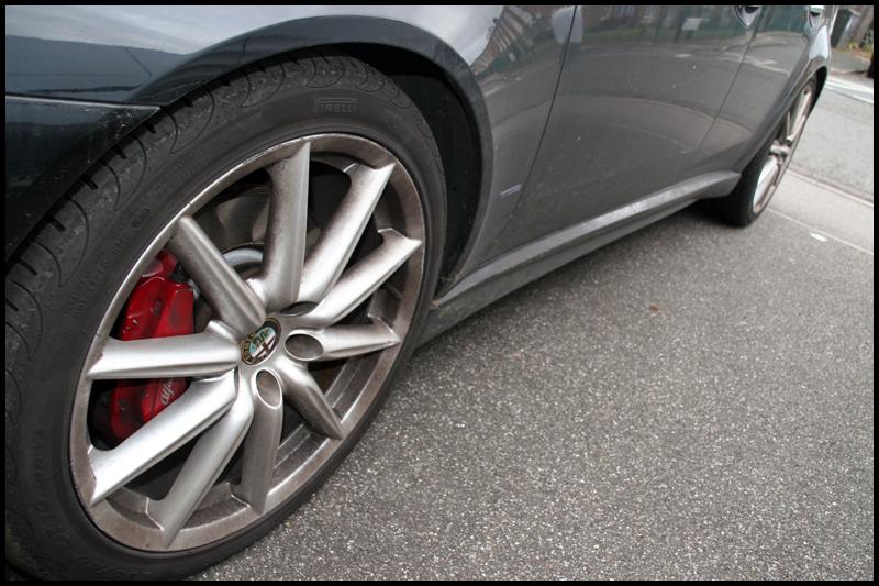 Alfa Romeo 159 Car Valeting Surrey All That Gleams (6)