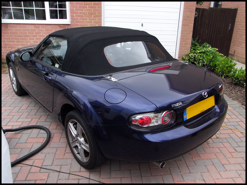 Mazda Car Valeting Mazda Car Detailing - Mazda detailing
