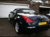 nissan-350z-convertible-car-valeting-surrey-all-that-gleams
