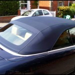 Soft Top Convertible Roof Cleaning Guildford Surrey