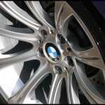 BMW M5 Finished Wheel
