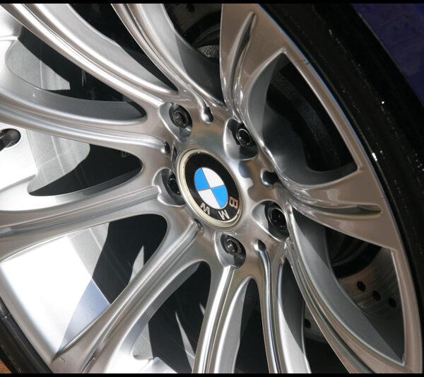 BMW M5 Finished Wheel