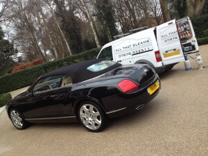 Car Valeting Virginia Water
