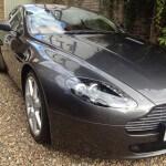 Aston Martin Enhancement Detail