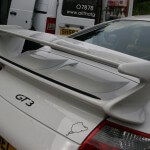 Porsche GT3 valeting detailing by All That Gleams