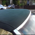 After Soft Top Roof Cleaning