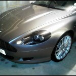 Aston Martin DB9 Prestige Car Valeting