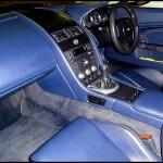 Car Interior Valeting Surrey Aston Martin v8 Vantage