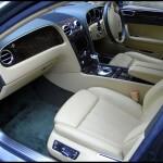 Bentley Flying Spur - Car Interior Valeting Surrey - All That Gleams