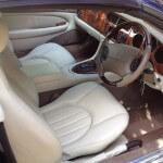 Jaguar XK8 Car Interior Valet