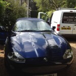 Jaguar Car Valeting