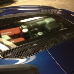 Ferrari car valeting
