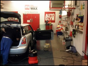 All That Gleams at Autoglym National Training Centre
