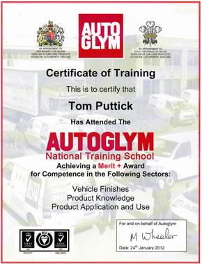 All That Gleams Now Autoglym Certified