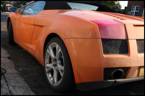 Lamborghini Gallardo - Car Detailing Surrey - Car Valeting Guildford - All That Gleams (13)