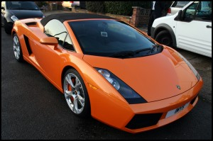 Lamborghini Gallardo Car Valeting Surrey All That Gleams