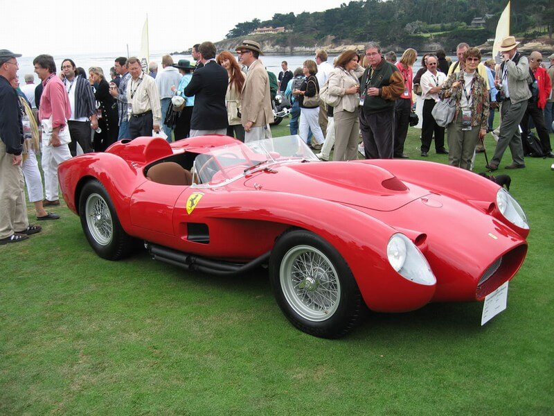 Five Most Beautiful Cars In The World