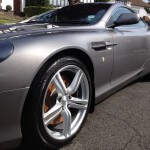 Aston Martin DB9 Car Valeting Surrey