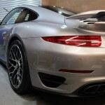Porsche Turbo S After New Car Protection Detail Surrey