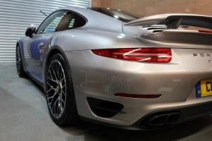 New Car Protection carried out on Porsche Turbo S