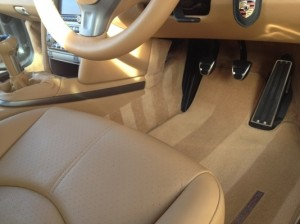 Car Interior Valeting in Surrey