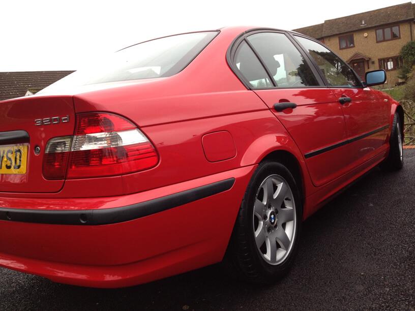 BMW Optimum No Rinse Test Review