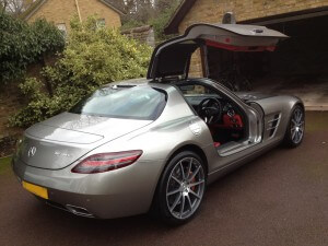 car valeting weybridge