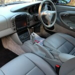 Porsche Turbo Car Interior Valet