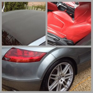 full car valeting service