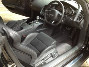 car interior valet service