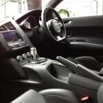 Audi R8 Interior Valet