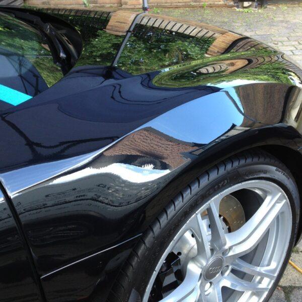 Audi R8 Enhancement Detailing