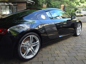 Audi R8 Car Detailing Burgess Hill