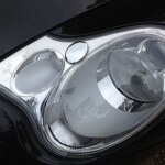 Porsche Headlight Restoration