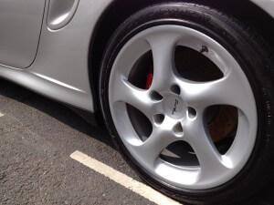 Porsche 996 Turbo Protection Detail