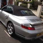 Porsche 996 Turbo Protection Detail