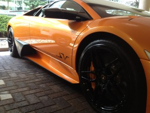 Best Car Shampoo Used On Lamborghini Murcielago SV Detailing