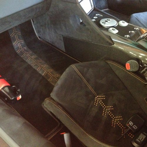 Lamborghini Murcielago SV Detailing
