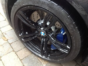 BMW M5 Protection Car Detailing