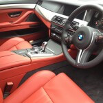 BMW M5 Interior Protection Car Detailing