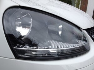 VW Golf GTI Headlight