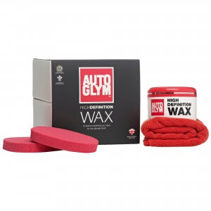 Autoglym HD Wax Review