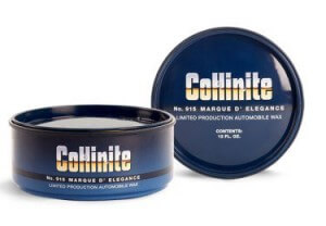 collinite 915 wax for cars best