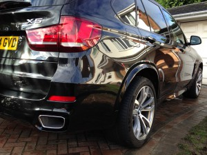 exterior car valet surrey all that gleams