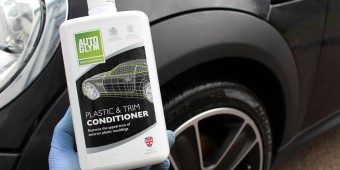 autoglym plastic conditioner bumper trim care review
