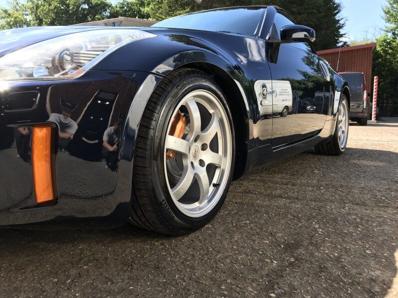 All That Gleams Car valeting and detailing Guildford Surrey